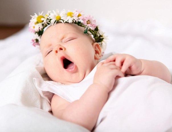Как помочь заснуть ребенку