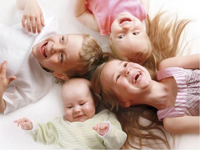 Как правильно воспитывать детей в многодетных семьях. 14327.jpeg