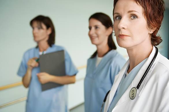 Лучшей женой для мужчин могут стать медсестры. 14370.jpeg