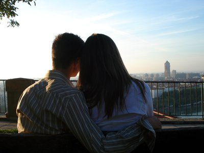 Фото влюбленых в обнимке