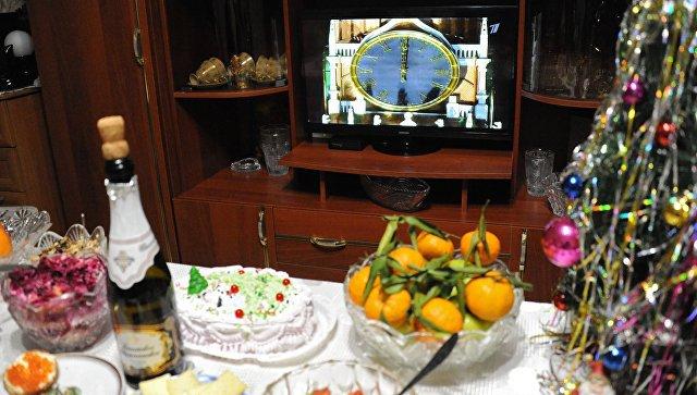 Диетологи советуют не затягивать новогоднее застолье. 14615.jpeg