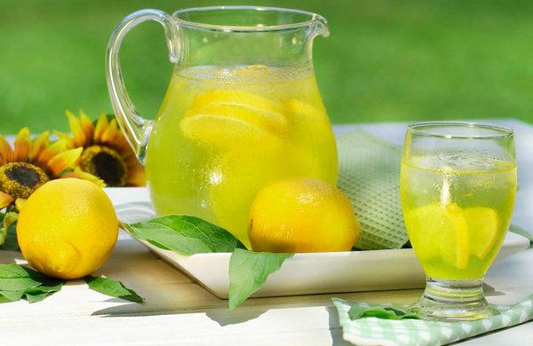 Лимонад домашний - с мятой и медом. 13624.jpeg