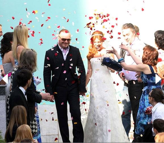 Подольская и пресняков свадьба фото