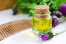 Все о применении репейного масла для волос