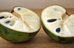 Необычные фрукты и овощи