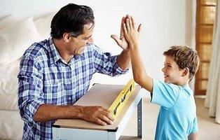 Как воспитать из сына достойного человека