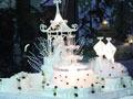 Уникальные свадебные торты